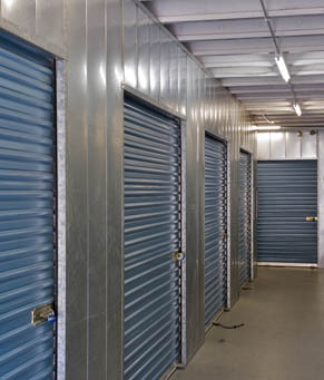 Indoor units Otay Mesa Self Storage