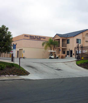 Gate access ca Otay Mesa Self Storage