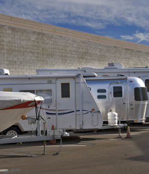 Rv boat ca Poway Road Mini Storage