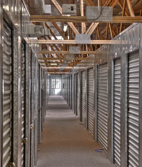 Units indoor ca Poway Road Mini Storage