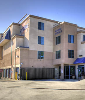 Solana beach facility Smart Self Storage