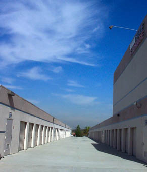 Units Sorrento Mesa Self Storage