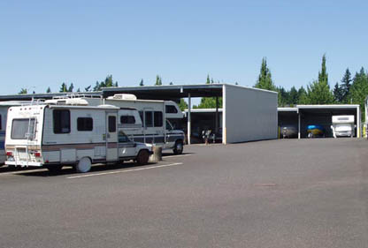 Boat and rv vancouver Cascade Park Self Storage