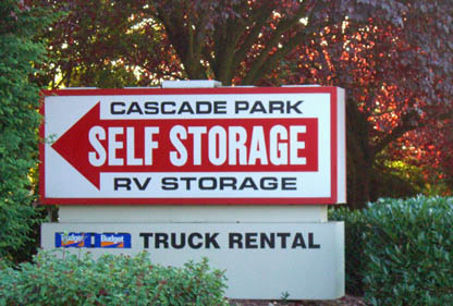 Cascade Park Self Storage