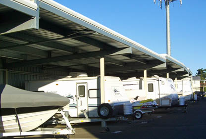 Rv and boat vancouver washington Cascade Park Self Storage