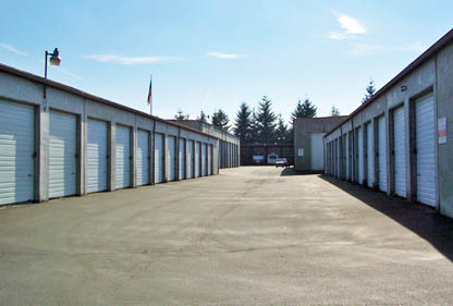 Vancouver washington I-205 Mini Self Storage
