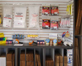Packingsupplies A Storage Place