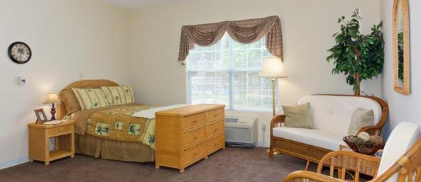 19 model room 1 Summer Breeze Senior Living
