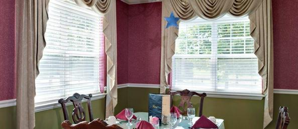 Dining room 4 Bear Creek Assisted Living
