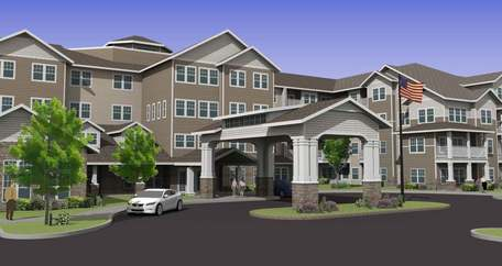 Ivy creek rendering