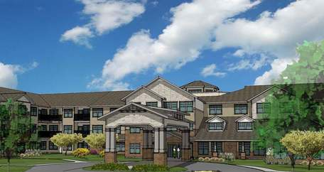 Linwood estates rendering