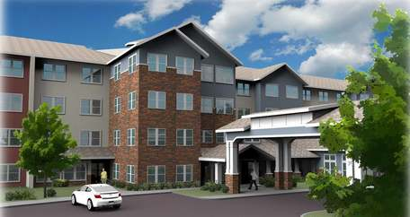 Maple ridge rendering
