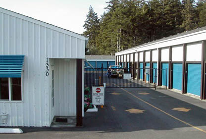 Coos bay self storage oregon Stor-N-Lok