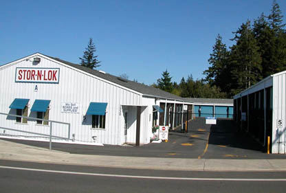 Self storage in coos bay oregon Stor-N-Lok
