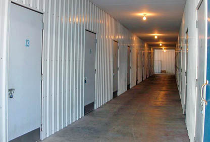 Well lit storage facility coos bay oregon Stor-N-Lok
