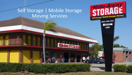 Hide away storage 32nd street and cortez road