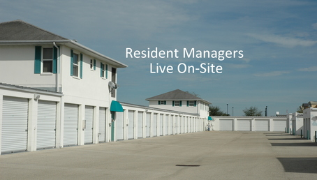Facility manager live on site