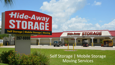 Ft myers hide away storage facility