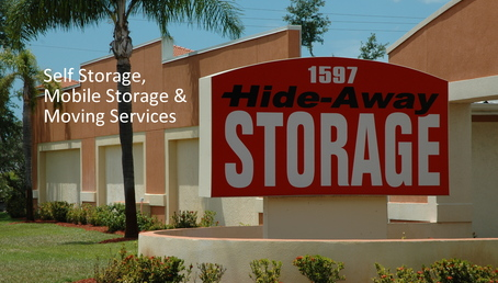Naples hide away storage facility