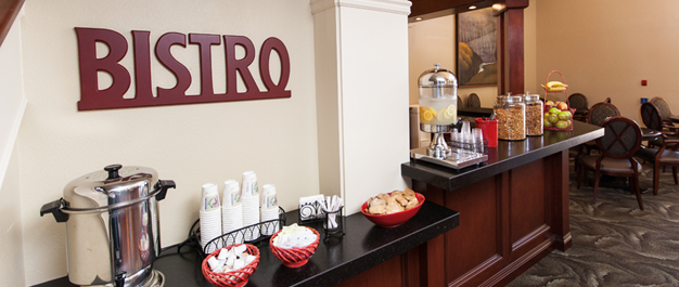 Claremont Place Assisted Living Bistro