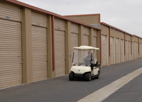 Fountain valley build golf cart Pouch Self Storage