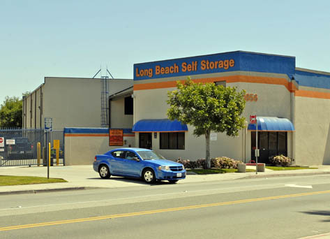 Long beach ca Pouch Self Storage