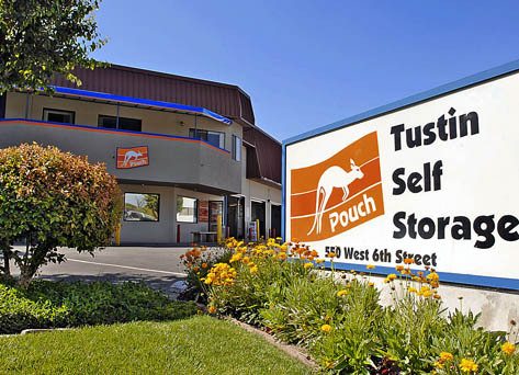 Tustin Pouch Self Storage