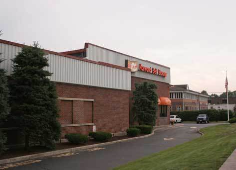 Norwood facility Pouch Self Storage
