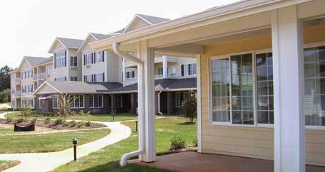 Salisbury living Oak Park Retirement