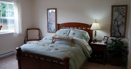 Assisted living mentor oh bedroom3 Parker Place