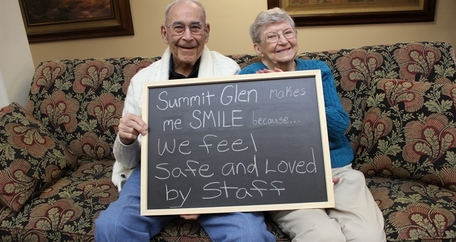 Summit glen residents