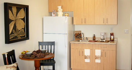 Kitchenette colorado springs Summit Glen