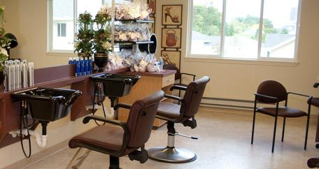 Beauty salon Mountain View Gardens