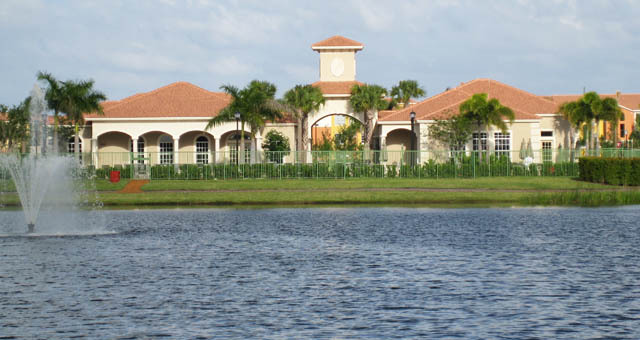 Lake View Green Cay Village Apartments