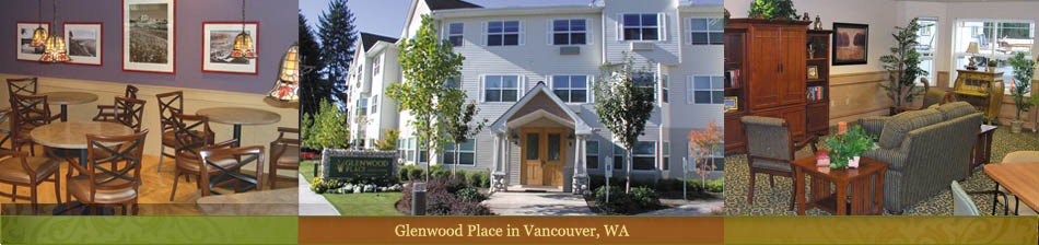 senior living community in Vancouver, WA