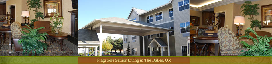 senior living community in The Dalles, OR