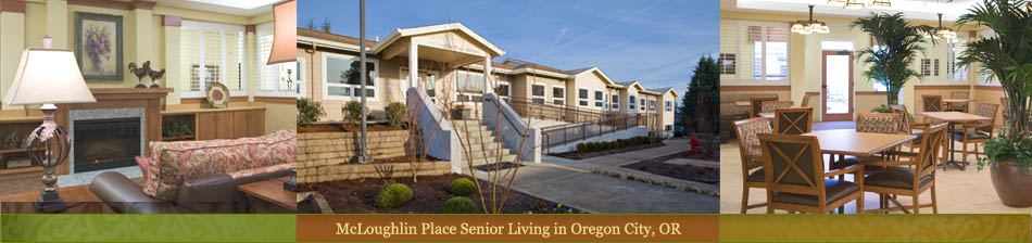 senior living community in Oregon City, OR