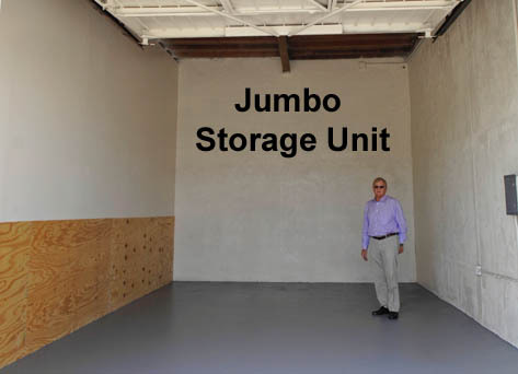 Unit Pouch Jumbo Storage & Industrial Multi Tenant