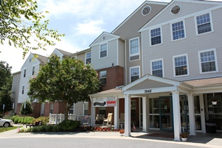 Morningside House Assisted Living community in Hanover, Maryland