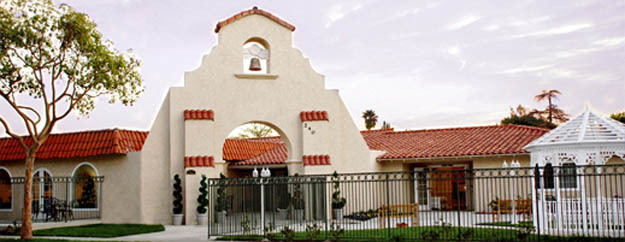 Tustin Hacienda - Silverado assisted senior living facility in Tustin CA