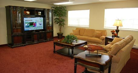 Tv entertainment room Chesterfield Heights