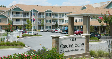Building new Carolina Estates