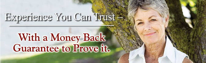 The Orchards at Bartley Assisted Living Money Back Guarantee