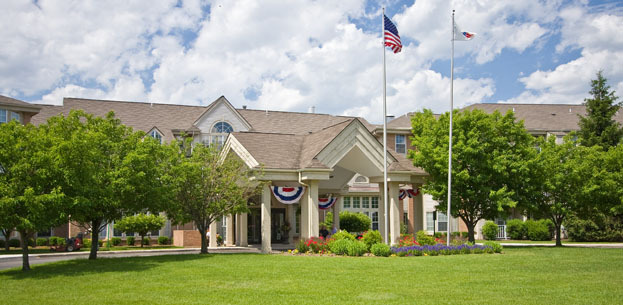 Senior living community in Pontiac MI
