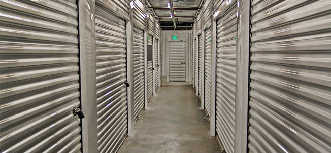 Colorado Blvd. Self Storage units in pasadena