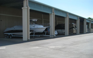 Boat Airport Self Storage