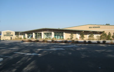 Airport Self Storage in Hilton Head SC