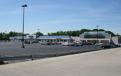 Cincinnati self storage facility