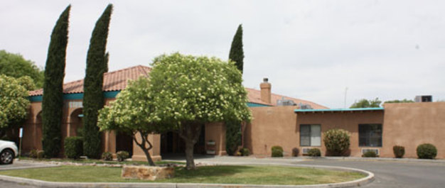 Las cruces nm exterior Cottonbloom Senior Living