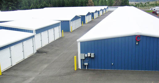 Self Storage in Spokane Wa.